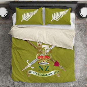 duvet New Zealand Army Duvet Cover + 2 Pillow Cases