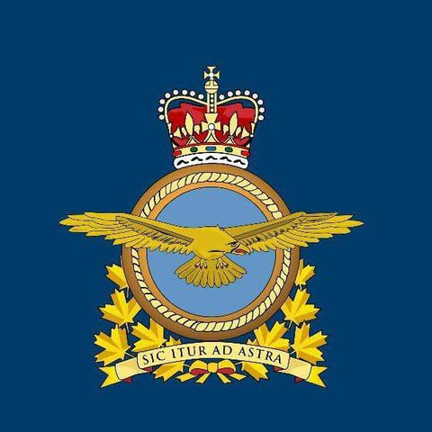 Image of duvet Royal Canadian Air Force Duvet Cover + 2 Pillow Cases