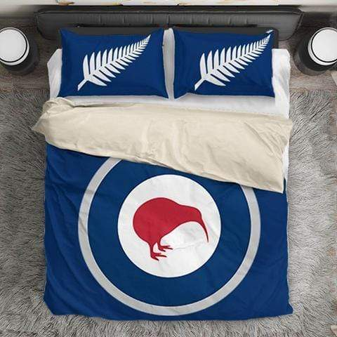 duvet Royal New Zealand Air Force Duvet Cover + 2 Pillow Cases