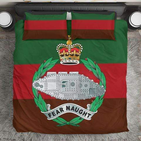 Image of duvet Royal Tank Regiment Duvet Cover Set