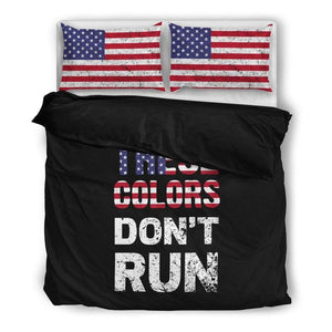 USA These Colors Don't Run Duvet Cover + 2 Pillow Cases