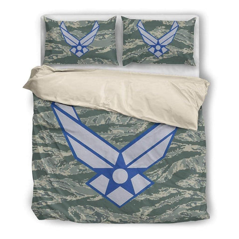Image of duvet USAF Duvet Cover + 2 Pillow Cases