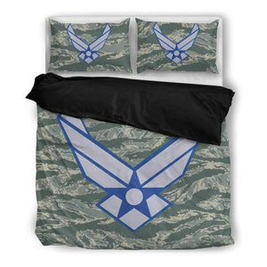 USAF Duvet Cover + 2 Pillow Cases