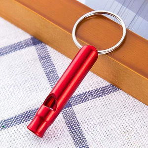 Emergency Whistle Key Ring
