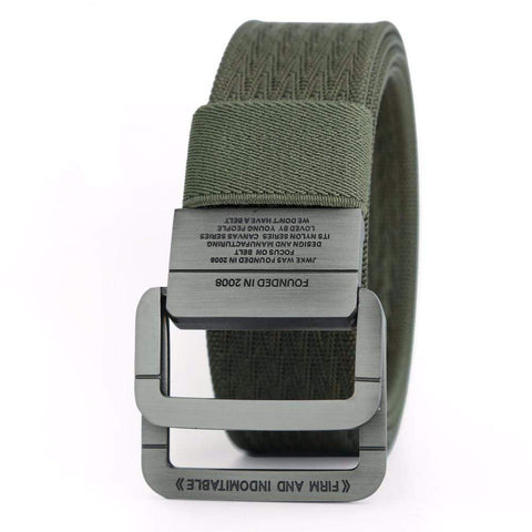 Image of equipment Tactical Belt Woven Canvas