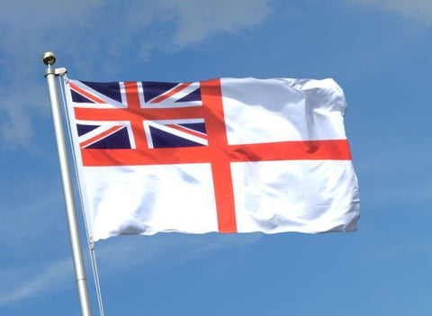 flag White Ensign Royal Navy Flag