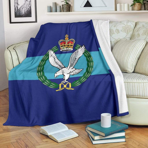 Image of fleece blanket Army Air Corps Fleece Blanket