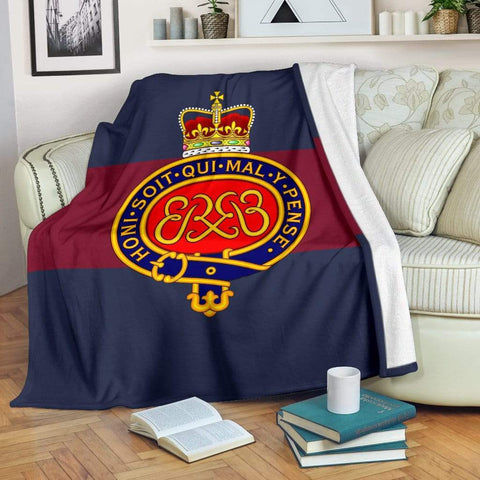 fleece blanket Grenadier Guards Fleece Blanket