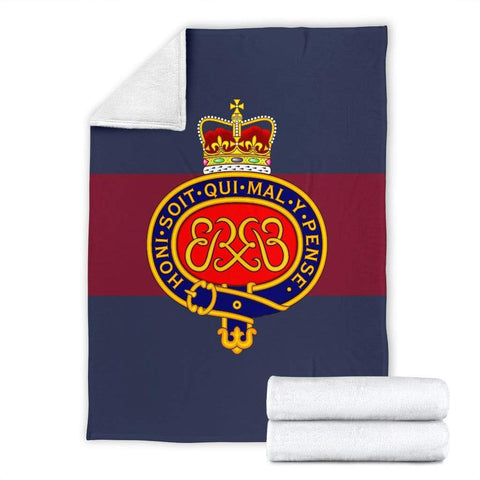 Image of fleece blanket Grenadier Guards Fleece Blanket