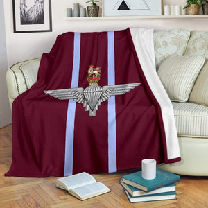 fleece blanket Parachute Regiment Fleece Blanket