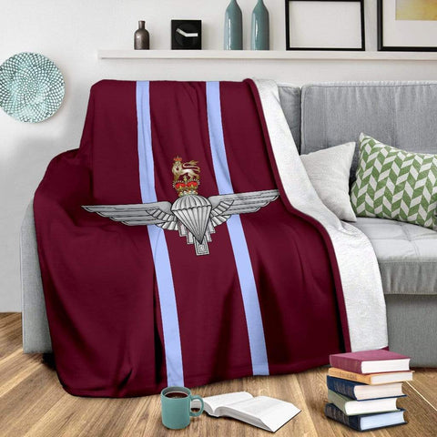 Image of fleece blanket Parachute Regiment Fleece Blanket