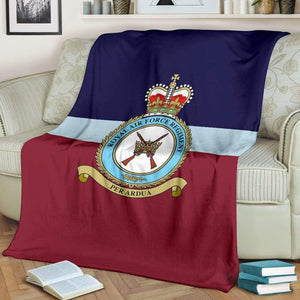 RAF Regiment Fleece Blanket