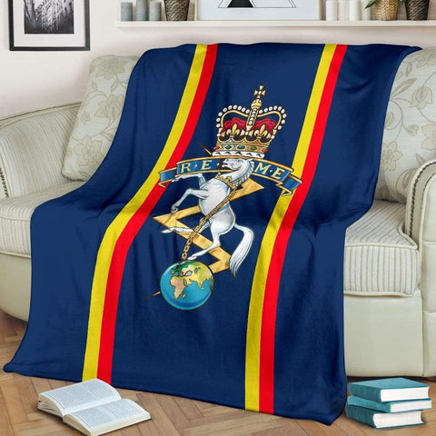 fleece blanket REME Fleece Blanket