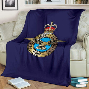Royal Air Force Fleece Blanket