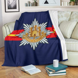 Royal Anglian Fleece Blanket