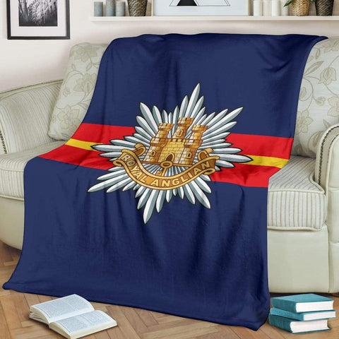 fleece blanket Royal Anglian Fleece Blanket