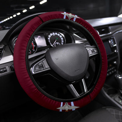 Parachute Regiment Steering Wheel Cover