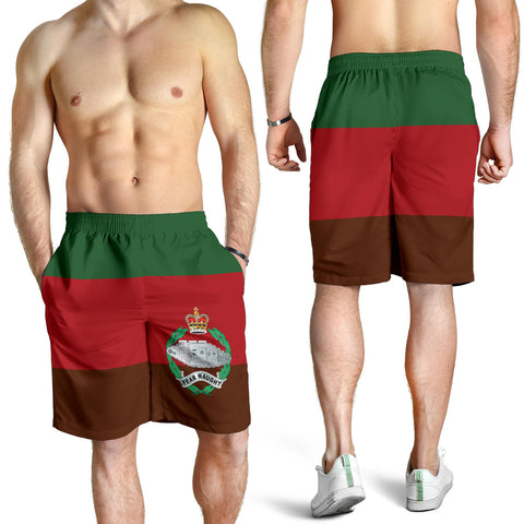 Image of Royal Tank Regiment Men's Shorts