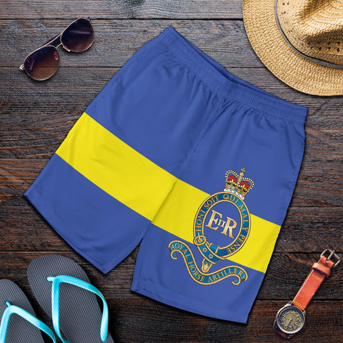 1 Reg't Royal Horse Artillery Men's Shorts