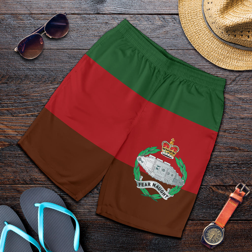 Royal Tank Regiment Men's Shorts