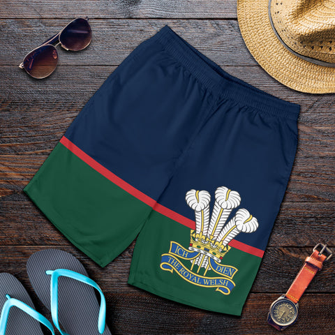 Image of Royal Welsh Men's Shorts