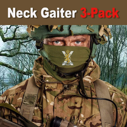 Royal Regiment of Scotland Neck Gaiter/Headover 3-Pack