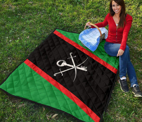 Image of quilt Bahrain RGSF2 Quilted Blanket