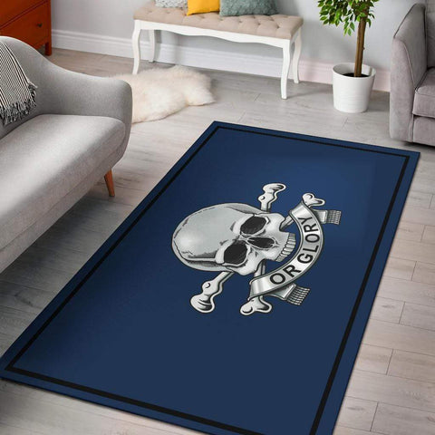 Image of rug 17th/21st Lancers Rug