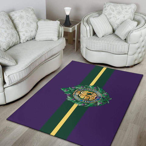 Image of rug Argyll and Sutherland Highlanders Rug