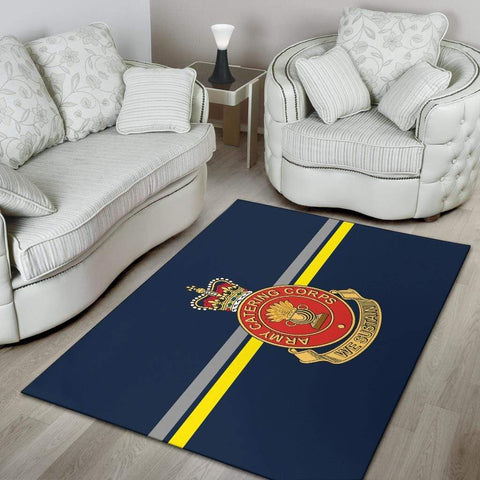 Image of rug Army Catering Corps Rug