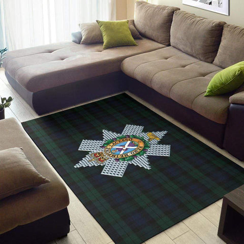 rug Black Watch Rug
