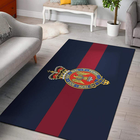 Image of rug Blues And Royals Rug