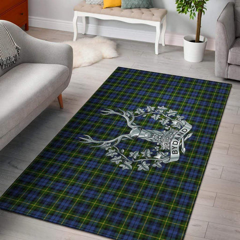 rug Gordon Highlanders Rug