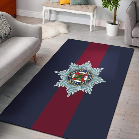 Image of rug Irish Guards Rug
