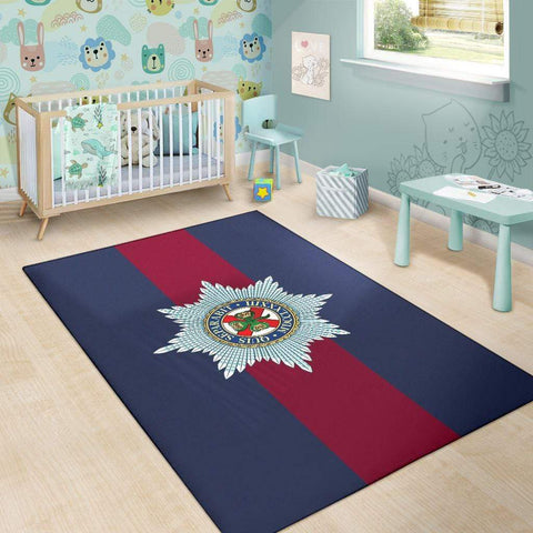 rug Irish Guards Rug