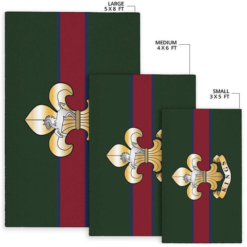 Image of rug King's Regiment Rug