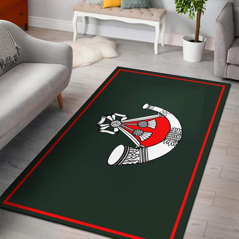 Image of rug Light Infantry Rug