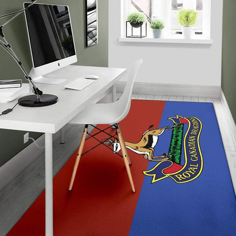 Image of rug Royal Canadian Dragoons Mat