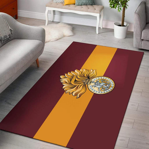 Image of rug Royal Regiment of Fusiliers Mat