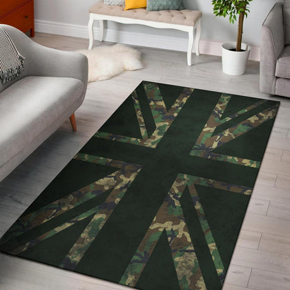 Union Flag Camo Mat