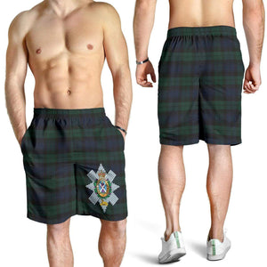 Black Watch Men's Shorts (Tartan)