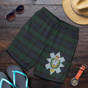 shorts Black Watch Men's Shorts (Tartan)