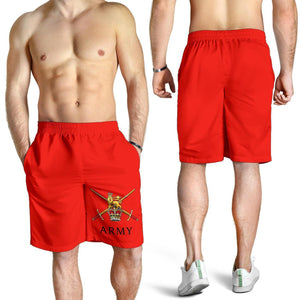 British Army Men's Shorts
