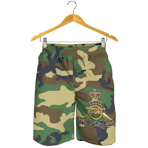 shorts Royal Artillery Camo Men's Shorts