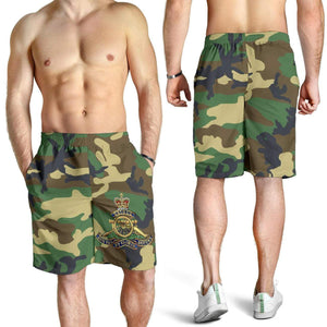 Royal Artillery Camo Men's Shorts