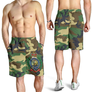 Royal Engineers Camo Men's Shorts