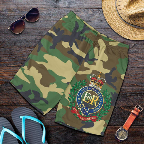 shorts Royal Engineers Camo Men's Shorts