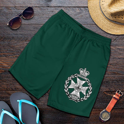 Royal Green Jackets Men's Shorts