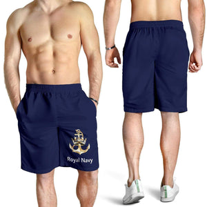 Royal Navy Men's Shorts