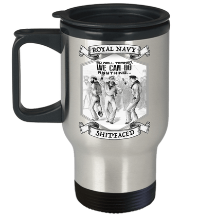Royal Navy Travel Mug